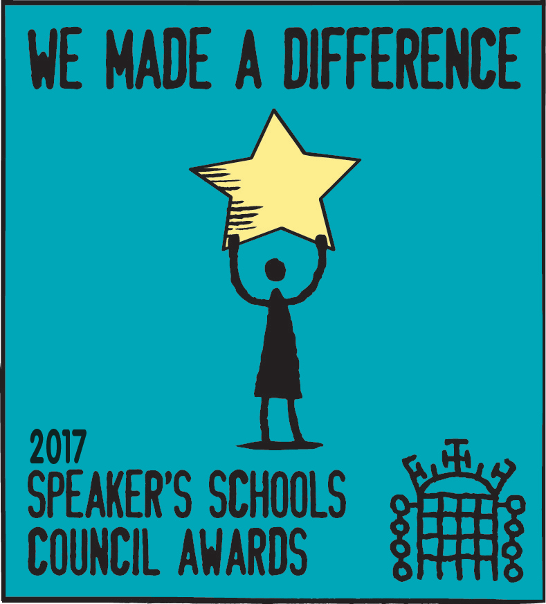 Make a difference award